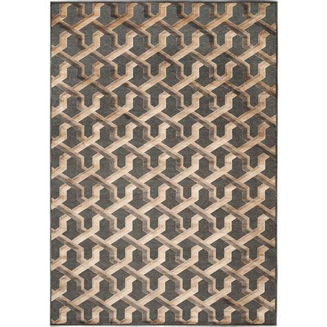 Soft Outdoor Rug Safavieh Paradise Soft Anthracite 8 Ft X 11 Ft 2 In Area Rug Par354 3330 8 The Home Depot