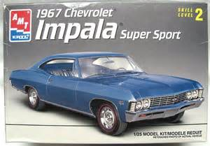 amt 1 25 chevrolet 1967 impala sport ss427 coupe 2