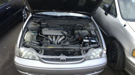 1999 Toyota Corolla Engine Toks 1999 Toyota Corolla 850k Pix Attached