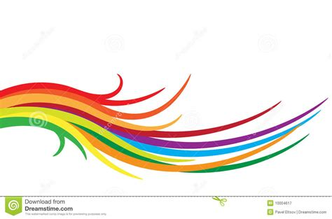 color waves color waves royalty free stock photography image 10004617