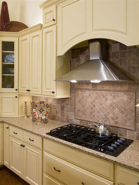 kitchen cabinet range hood design photos hgtv