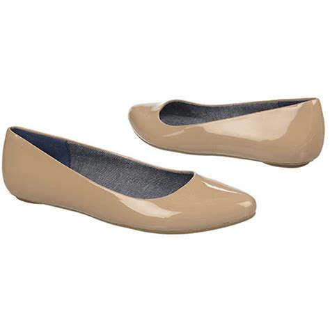dr scholls shoes flats dr scholl s really ballet flats sand boscov s