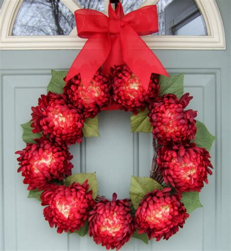 Handmade Wreath - 20 melting handmade s wreaths style
