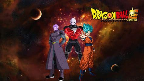 Imagenes De Goku Jiren Y Hit   db super 104 goku y hit vs jiren sorprenden a los dioses