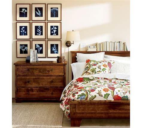 pottery barn sumatra bed sumatra ii bed dresser set