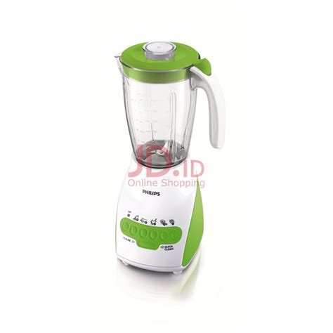 Blender Plastik jual philips blender plastik 2l hr2115 40 hijau jd id