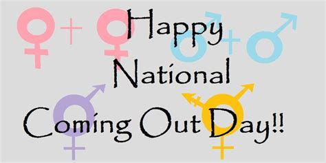 s day coming out happy national coming out day by xdarknecrofearx on deviantart