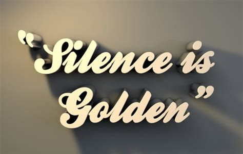 Silence Is Golden Essay by Paragraph Essay On Silence Is Golden