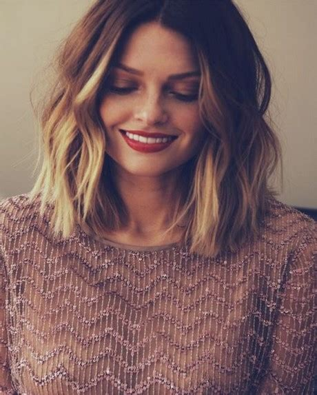 best medium length haircuts 2017