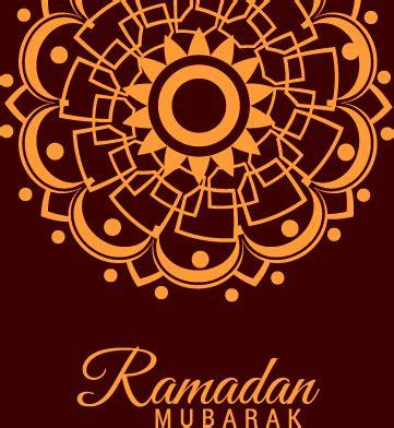 motif ramadhan pattern background ramadan mubarak vector design set free vector