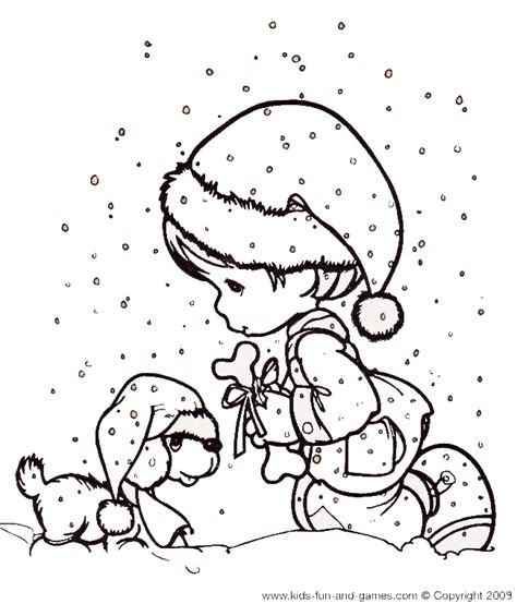 Precious Moments Boy And Girl Coloring Pages Coloring Home Precious Moments Boy Coloring Pages Free