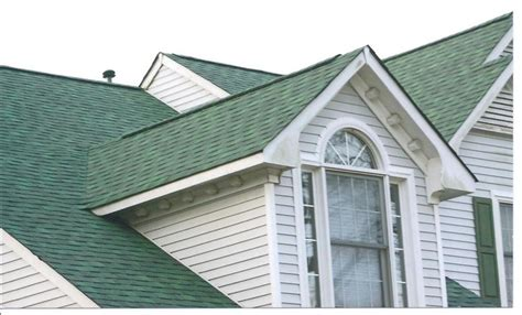 gaf elk green shingles for the home house colors colors and hunters