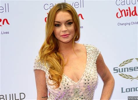 Lindsay Lohan Working On New Album by Lindsay Lohan Confirms She S Releasing A New Album