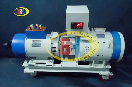 Ac Generator Motor by Difference Between Alternator And Synchronous Motor