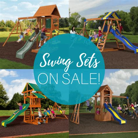 wooden swing sets on sale sand water table for kids on sale as low as 31 99