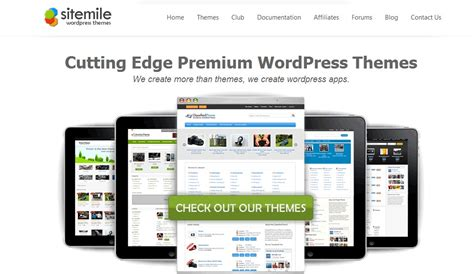 themes unlimited wordpress theme clubs that offer unlimited domain usage
