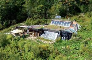 Tropical House Plans habitat earthship escargo canada 169 serge desrosiers