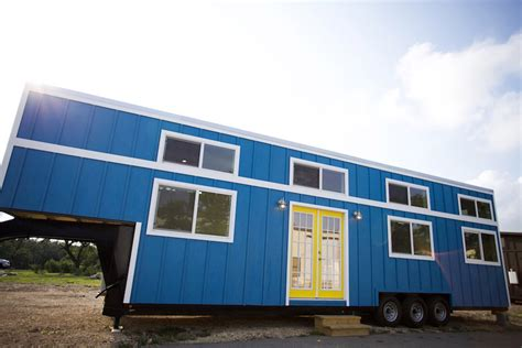 Custom Gooseneck By Nomad Tiny Homes Tiny Living Gooseneck Tiny House