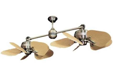 Dual Ceiling Fan With Light Make Your Home Breezy With Dual Ceiling Fans Warisan Lighting