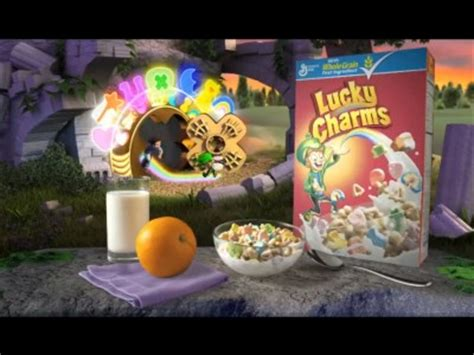 lucky charms vault commercial clip 32 lucky charms