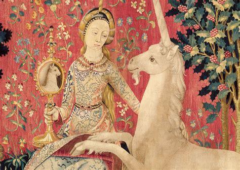 Tapisserie De La Dame à La Licorne by La Dame 224 La Licorne In 224 La Carte
