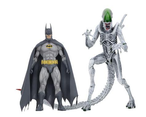 neca toys fair 2017 neca batman vs joker 2 pack the