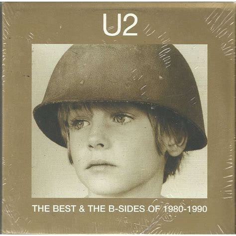 best u2 b sides best of 1980 1990 by u2 cd x 2 with