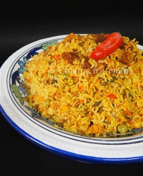riz cuisine riz djerbien un plat d 233 licieusement complet et polyvalent