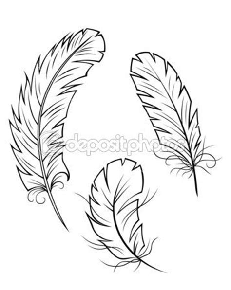 tattoo pen vector depositphotos 10059553 feather pen jpg 357 215 449 biz