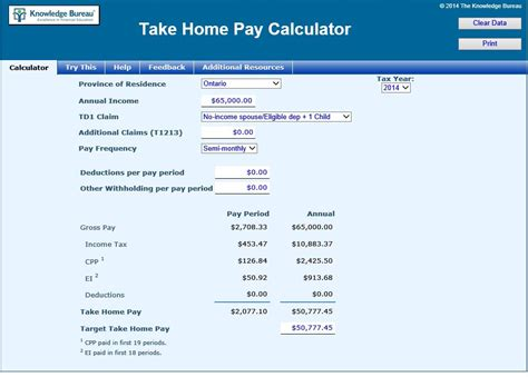 take home pay calculator hourly home review