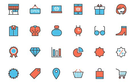 Ikon Science Rokdoc Versi 6 Development Of Projects 12 free ecommerce shopping icon sets dev resources