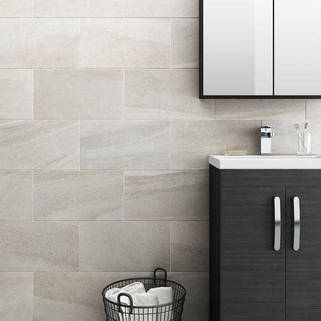 stone coloured bathroom tiles oceania stone white wall tiles at victorian plumbing co uk