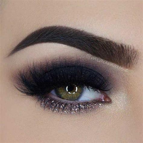 light smokey eye for green 31 pretty eye makeup looks for green stayglam