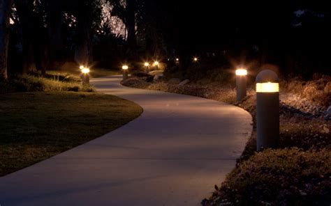 Commercial Solar Landscape Lighting Commercial Lighting Outdoor Lighting