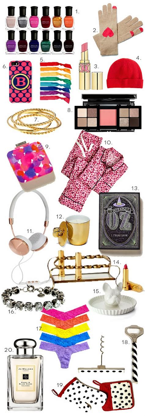 stocking stuff gift guide stocking stuffers dash of darling