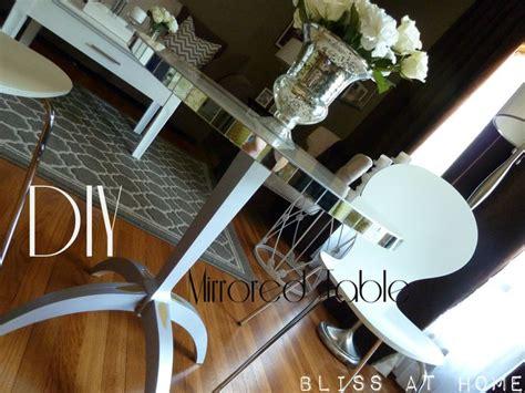 diy mirrored desk diy mirrored desk nack designs diy mirrored furniture