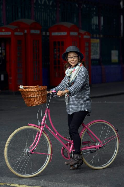 Cycling Chic Style by Cycle Style Vs Cycle Chic Cool