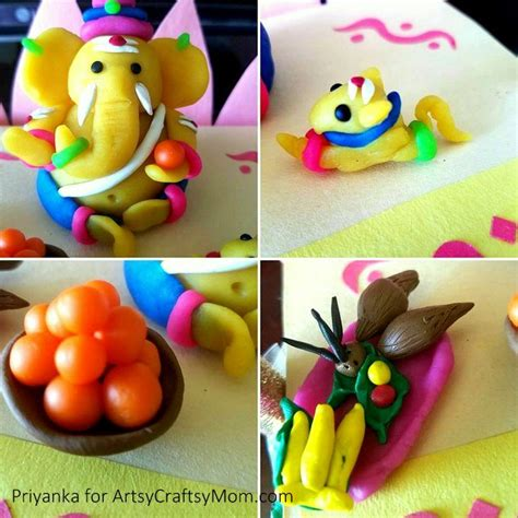How To Make Decoration At Home 11 ganesh chaturthi crafts and activities to do with kids