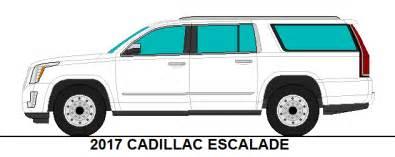 Cadillac Escalade Drawing 2017 Cadillac Escalade By Medic1543 On Deviantart