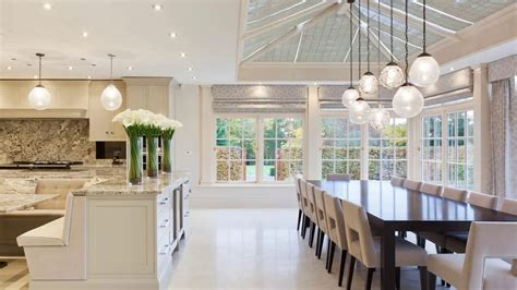 extension kitchen ideas kitchen in conservatory extension ideas