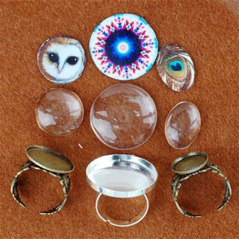 how to make cabochon jewelry 1000 images about jewelry glass cabochon on