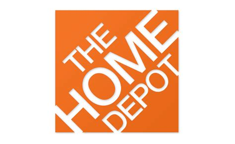 the home depot famous logos in helvetica steve lovelace