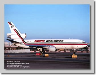 bcal s dc10 fleet where are they now