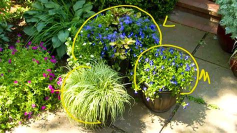 p allen smith container gardens the basics of container garden color design p allen