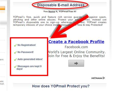 Spam Email Address Lookup How To Reduce Spam With A Temporary Email Address 3 Steps