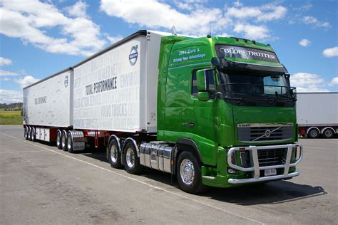 volvo trucks in australia top five volvo trucks from the last decade