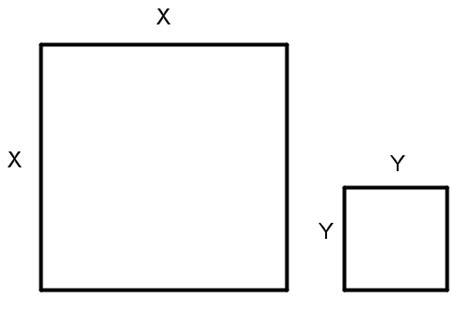 figuras geometricas quadrado portal do professor quadrado da diferen 231 a de dois n 250 meros