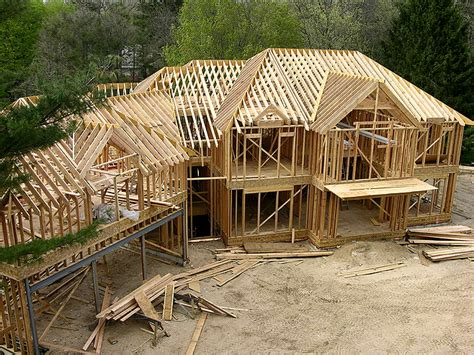 The Timber Frame Home Design Construction Finishing Pdf by New Wood Frame House Construction Jpg Photos