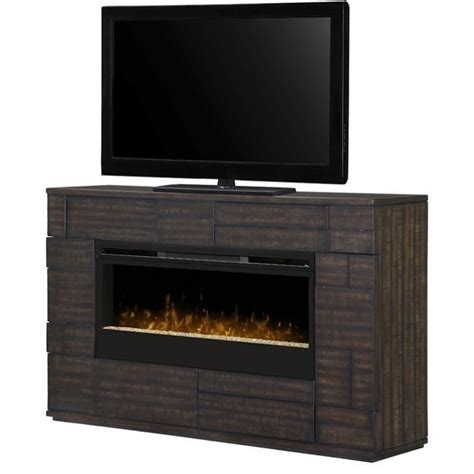 dimplex markus glass ember bed electric fireplace mantel