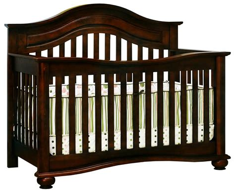convertible crib espresso lia convertible crib in espresso finish the baby barn